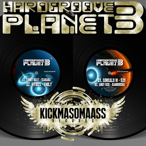 Hardgroove Planet 3 by Various Artists