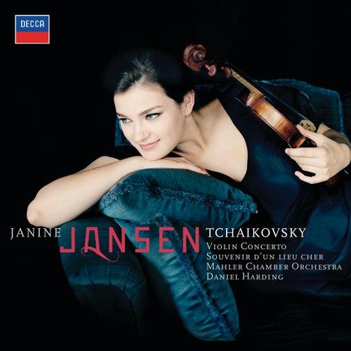 Tchaikovsky: Violin Concerto by Janine Jansen