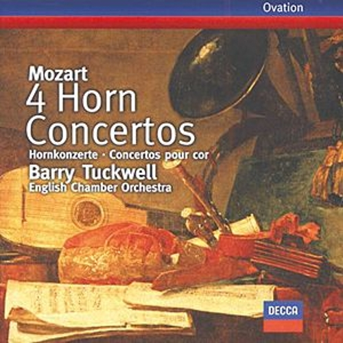 Mozart: Horn Concertos by Barry Tuckwell