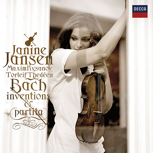 Bach: Inventions & Partita by Janine Jansen