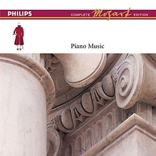 Mozart: The Piano Variations von Ingrid Haebler