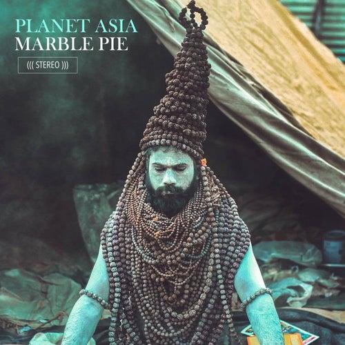 Marble Pie de Planet Asia