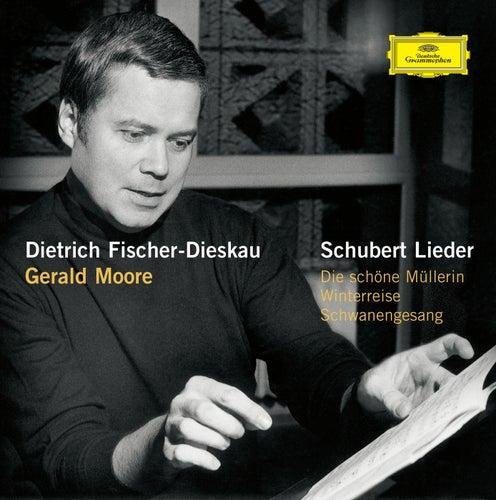 Schubert: Lieder by Dietrich Fischer-Dieskau