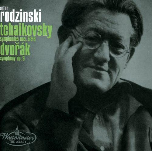 Tchaikovsky: Symphonies Nos.5 & 6 / Dvorák: Symphony No.9 by Royal Philharmonic Orchestra