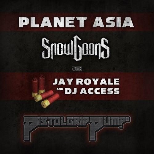 Pistol Grip Pump von Planet Asia