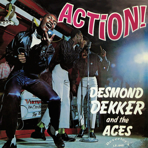 Action! (Expanded Version) de Desmond Dekker