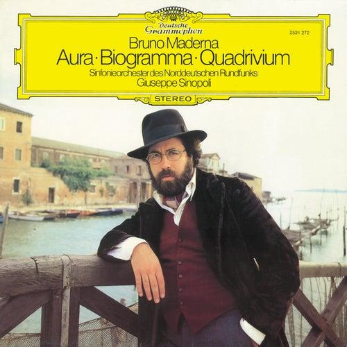 Maderna: Quadrivium; Aura; Biogramma by NDR-Sinfonieorchester