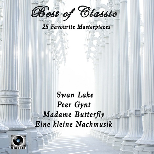 Best of Classic (25 Favourite Masterpieces) by Various Artists