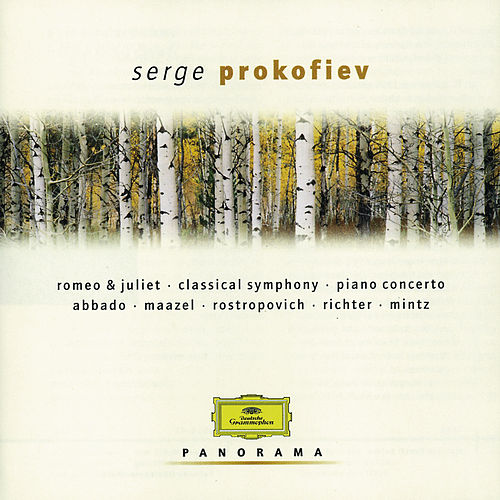 Prokofiev: Classical Symphony etc. de Various Artists