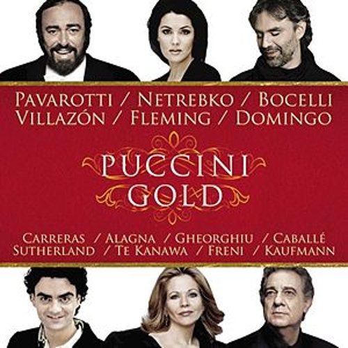 Puccini Gold von Various Artists