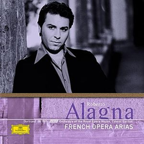 French Opera Arias by Roberto Alagna