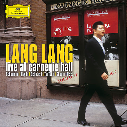 Lang Lang - Live at Carnegie Hall by Lang Lang