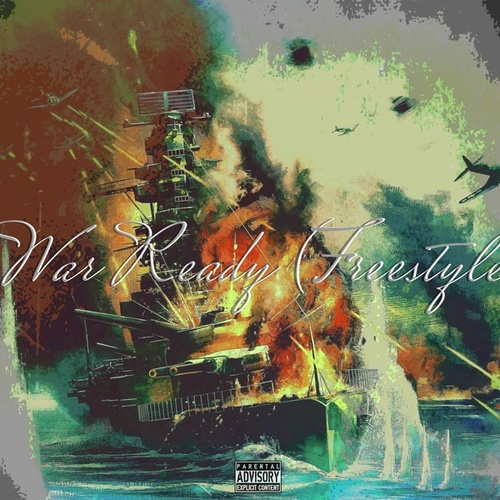 War Ready Freestyle by P.O.P (Period Of Party)