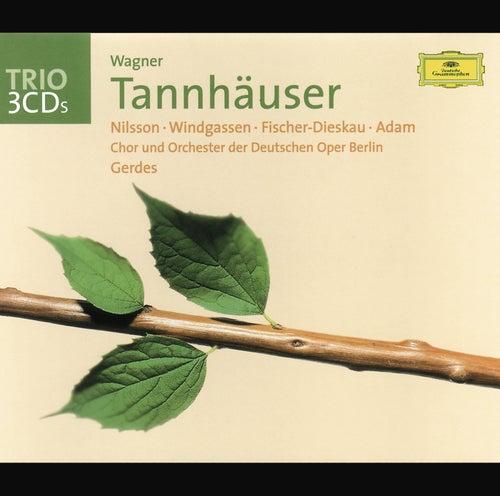 Wagner: Tannhäuser by Orchester der Deutschen Oper Berlin