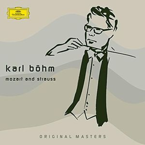 Karl Böhm - Early Mozart and Strauss Recordings von Karl Böhm