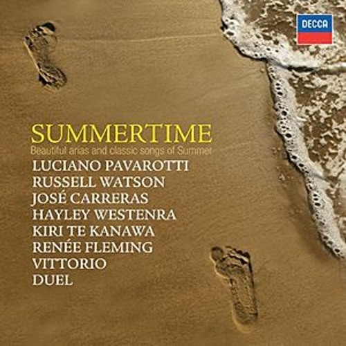 Summertime: Beautiful arias and classic songs of summer von Various Artists