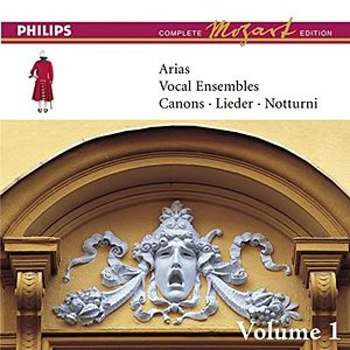 Mozart: Arias, Vocal Ensembles & Canons - Vol.1 de Various Artists