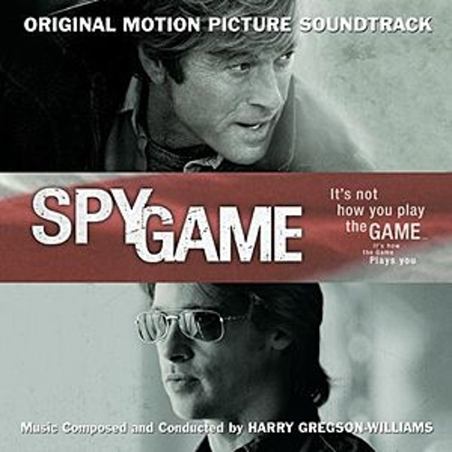 Spy Game by Harry Gregson-Williams