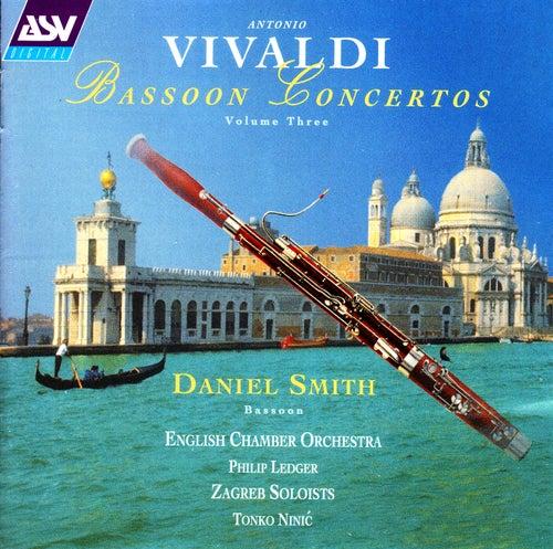 Vivaldi: Bassoon Concertos Vol.3 by Daniel Smith