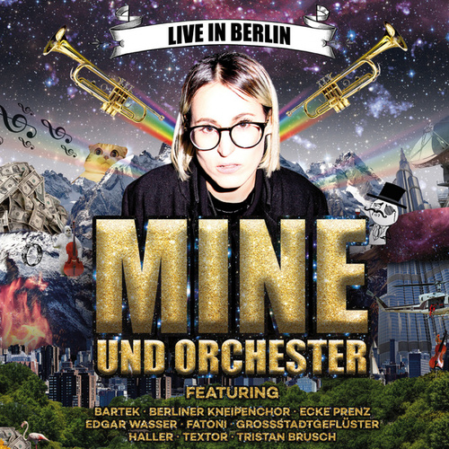 Mine und Orchester (Live in Berlin) by Mine