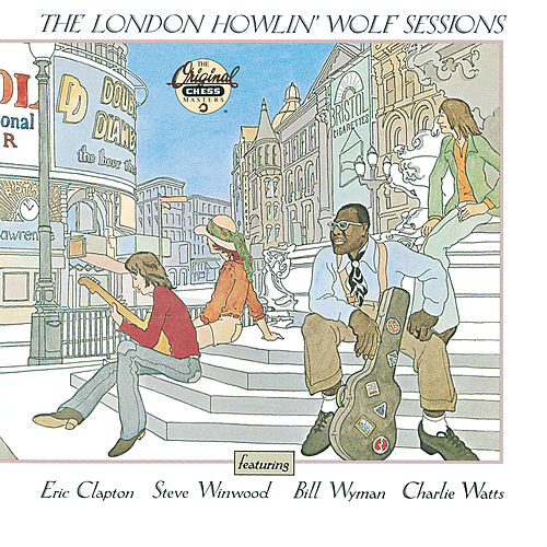 The London Howlin' Wolf Sessions de Howlin' Wolf