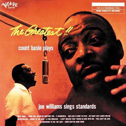 The Greatest!! Count Basie Plays, Joe Williams Sings Standards de Joe Williams