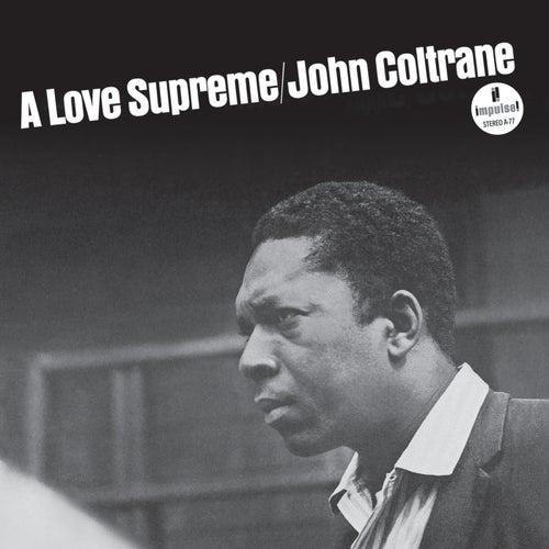 A Love Supreme by John Coltrane