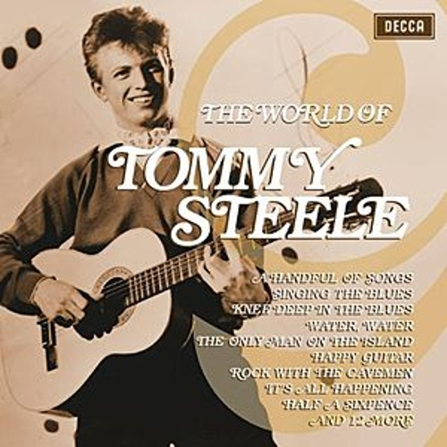 The World Of Tommy Steele by Tommy Steele