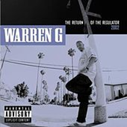 Return Of The Regulator by Warren G
