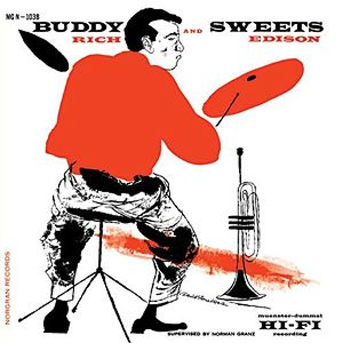 Buddy And Sweets von Buddy Rich