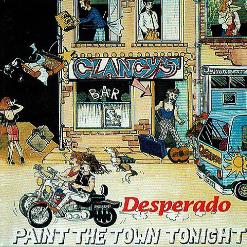 Paint the town tonight von Desperado