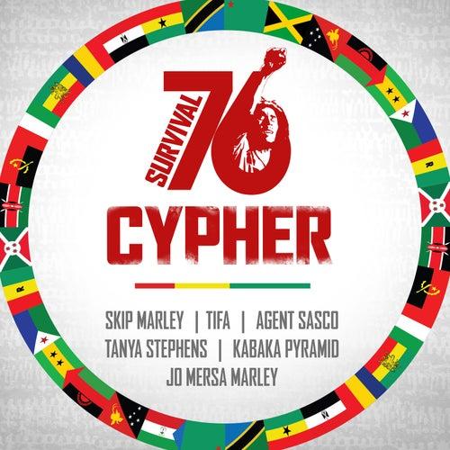 Survival 76 Cypher von Skip Marley