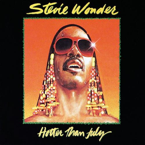 Hotter Than July de Stevie Wonder