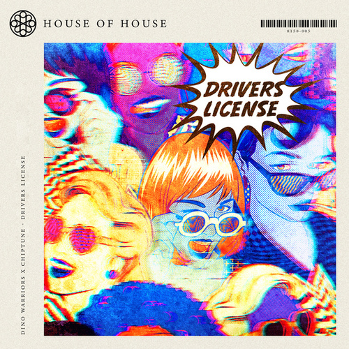 Drivers License von Dino Warriors