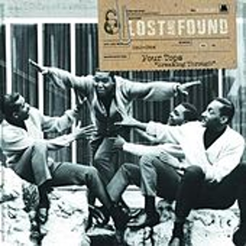 Lost And Found: Four Tops 'Breaking Through' (1963-1964) by The Four Tops