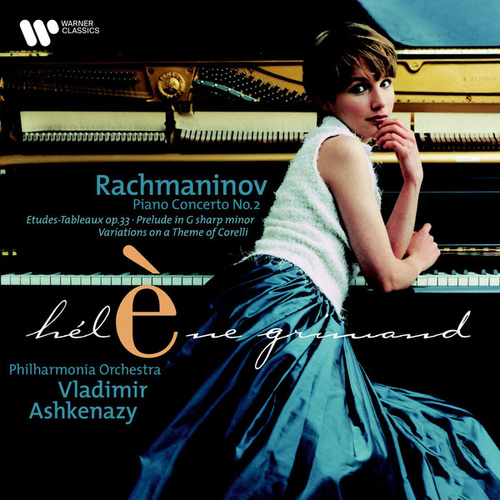Rachmaninov: Piano Concerto No. 2, Études-tableaux & Variations on a Theme of Corelli von Hélène Grimaud