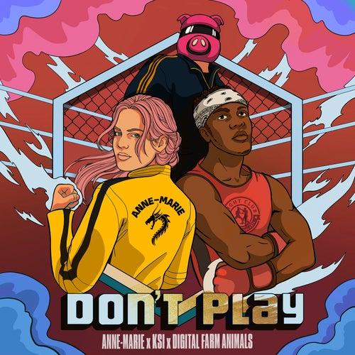 Don't Play (Franklin Remix) de Anne-Marie