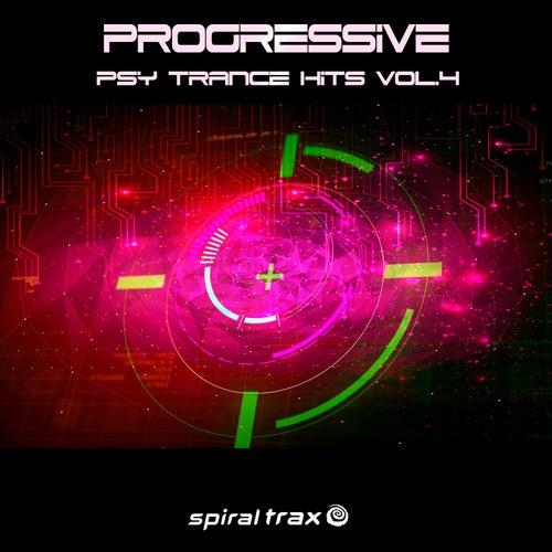 Progressive Psy Trance Hits, Vol. 4 by Various Artists