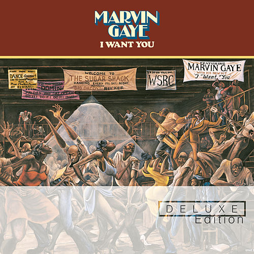 I Want You de Marvin Gaye
