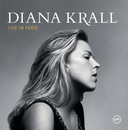 Live In Paris de Diana Krall