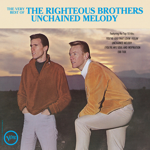 The Very Best Of The Righteous Brothers - Unchained Melody fra The Righteous Brothers