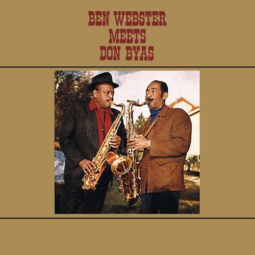 Ben Webster Meets Don Byas by Ben Webster