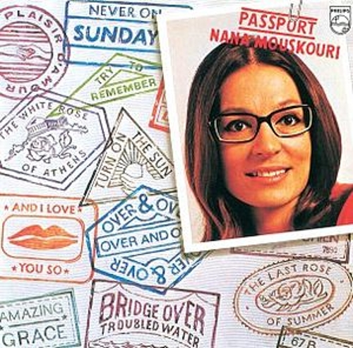 Passport von Nana Mouskouri