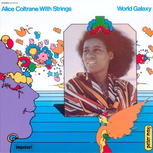 World Galaxy by Alice Coltrane