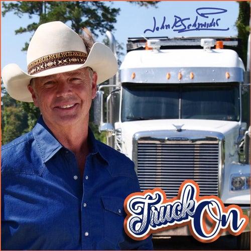 Truck On van John Schneider