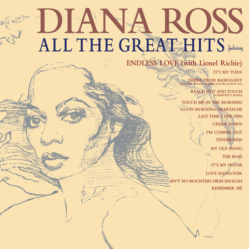 All The Great Hits de Diana Ross