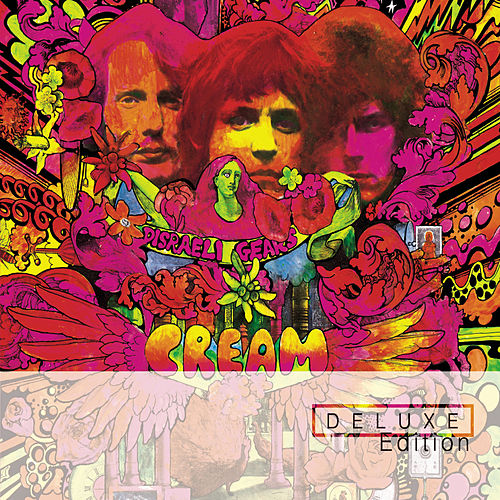 Disreali Gears de Cream