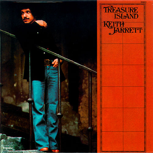 Treasure Island de Keith Jarrett
