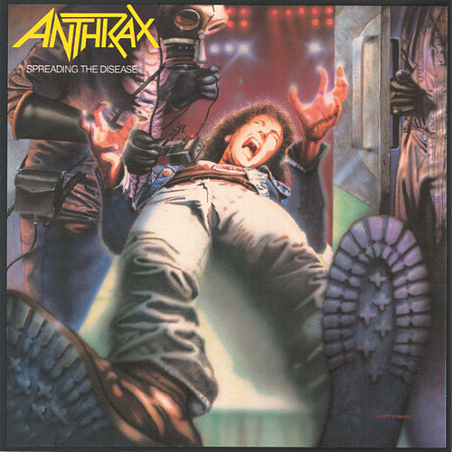Spreading The Disease fra Anthrax