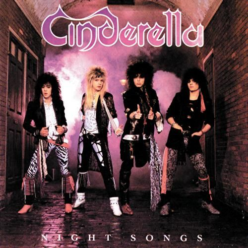 Night Songs de Cinderella